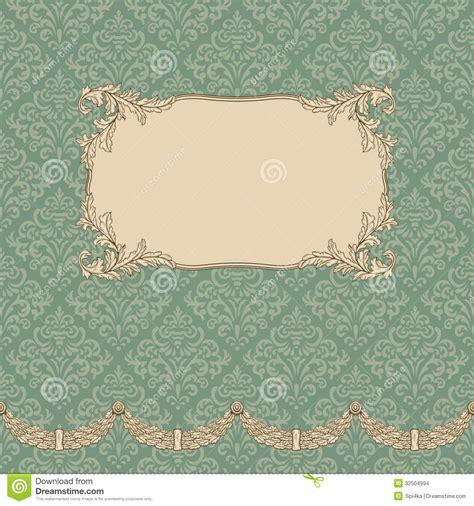 vintage elegant pattern vintage background stock photo image of decorative