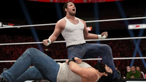 imagenes animadas wwe wwe 2k16 finally a wrestling game better than no mercy