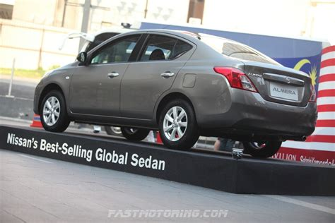 nissan malaysia new nissan almera previewed in malaysia launch q4 of 2012