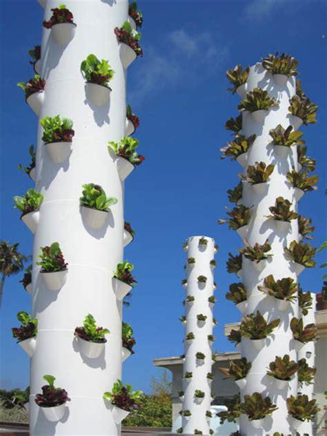 aeroponic vertical garden