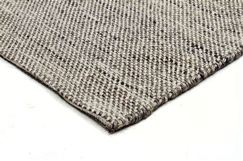 New Rugs New Elias Scandinavian Style Wool And Jute Rug Ebay