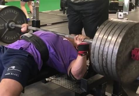 jesse williams bench press williams bench press 28 images 405 lb high school football bench press gym record