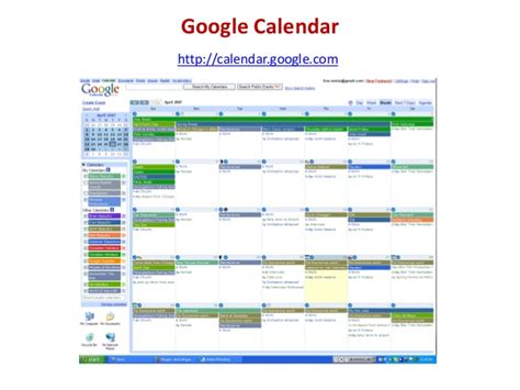 design google calendar create different google calendars http calendar google com