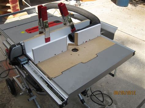 bosch 10 quot saw with gravity rise stand 4100 09