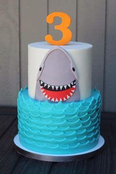 baby shark bday cake free shark party downloads perfect for my nephew s