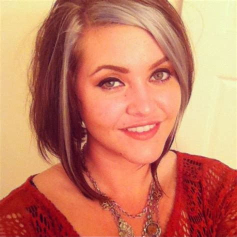 gray hair streaking 17 best images about growing out gray hair inspiration on
