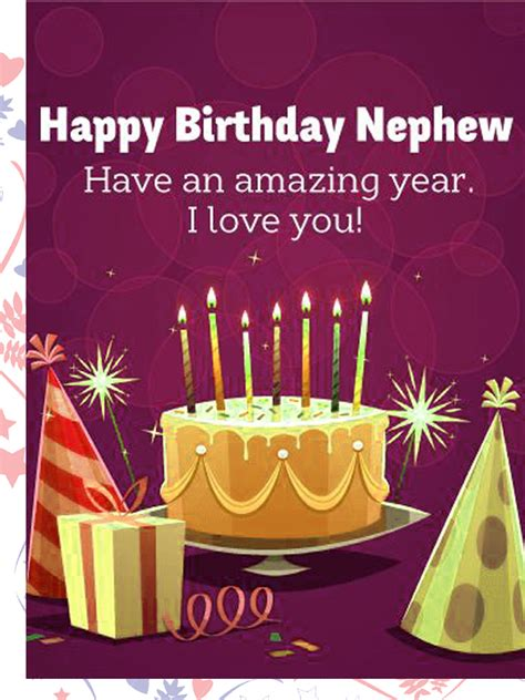 Happy Birthday Wishes For Nephew The 50 Best Birthday Wishes For Nephew 1birthday Greetings