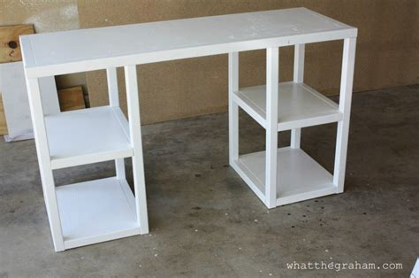 parson tower desk for my sewing room craft show ideas ana white parsons tower desk diy what the graham