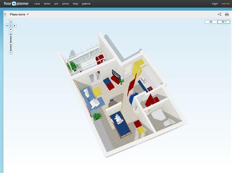 Floorplaner i migliori programmi per progettare casa fastweb