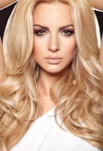 blonde hairstyles with makeup miss virginia usa julia kuzmenko mckim
