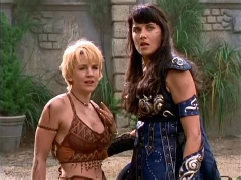 lucy lawless renee o connor fanfiction picture of xena warrior princess