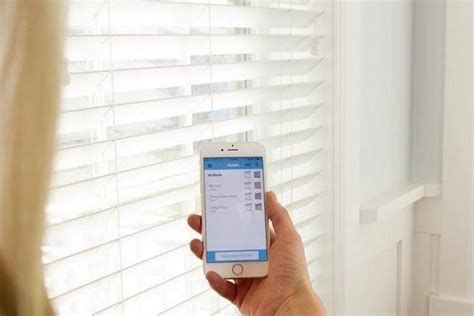 home automation window blinds best free home design