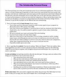 Scholarship Essays Yahoo Personal Statement College Application Exles
