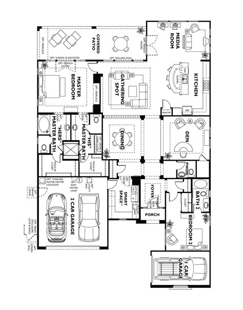 trilogy at vistancia cartagena floor plan shea trilogy