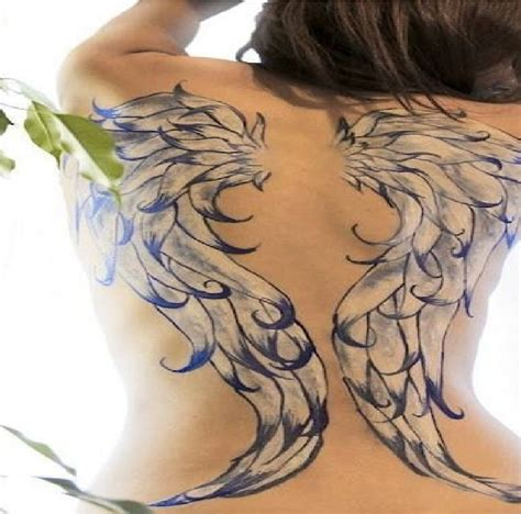 3d angel tattoo 3d angel tattoos and photo ideas