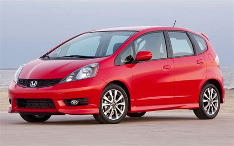 2013 Honda Fit 2013 Honda Fit Sport Photo 6