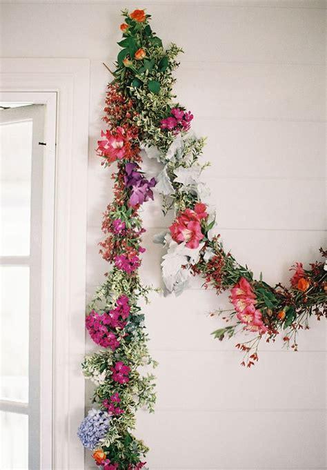 flower wedding garland wedding floral garlands wedding ideas