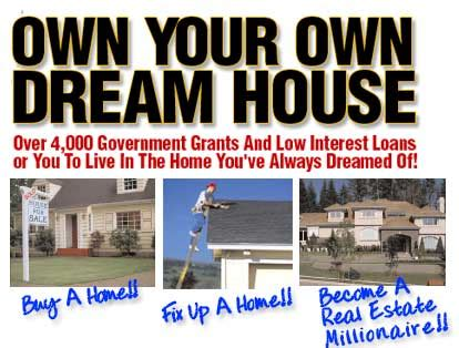 government housing grants and loans free moneyfree money
