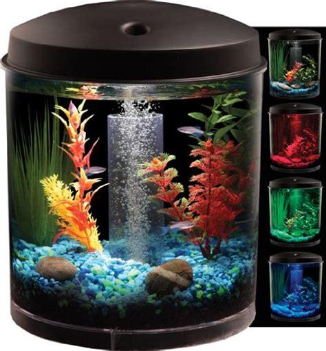 20 gallon aquarium led light kollercraft aquarius aquaview 360 aquarium kit with led