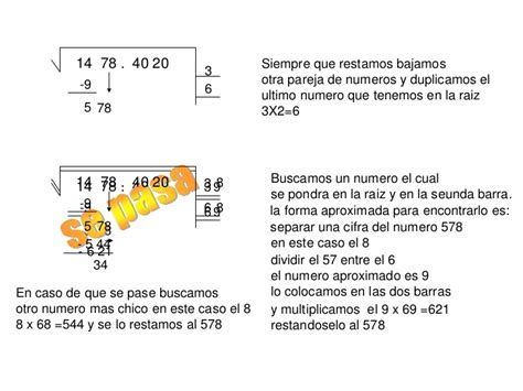 raiz cuadrada de 40 exposicion raiz cuadrada