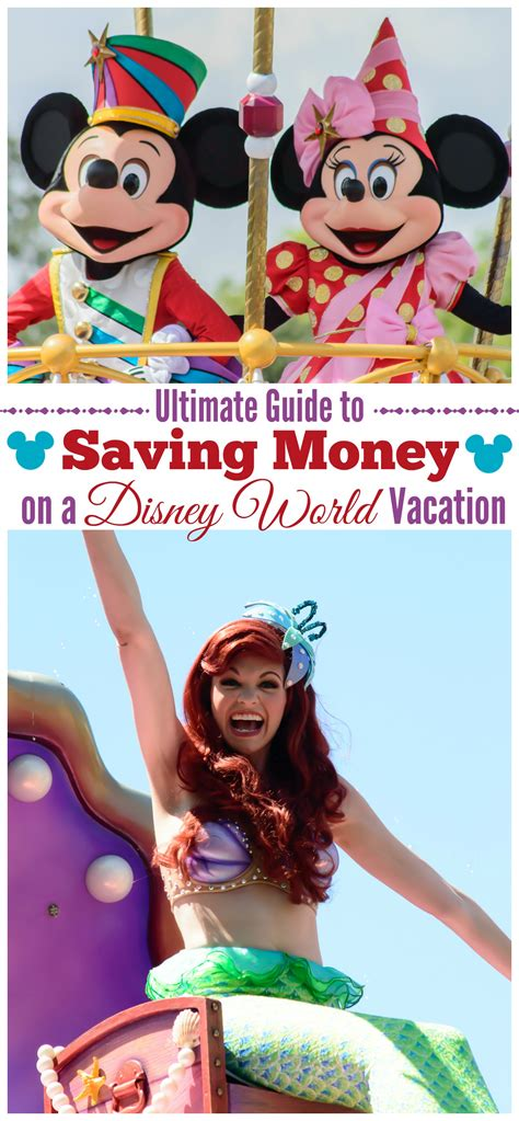 save money on disney world ultimate guide to saving money on a disney world vacation