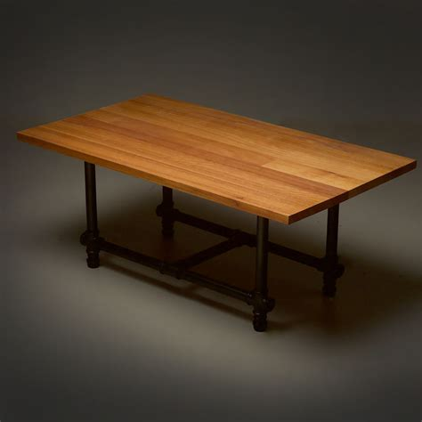 Pipe Coffee Table Industrial Plumbing Pipe Coffee Table