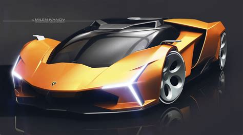 Lamborghini Concepto X Gives Us A Glimpse Of Future