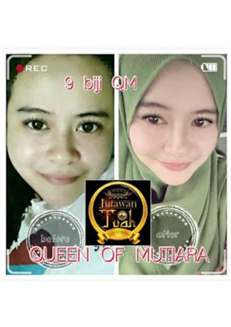 supplement of mutiara qm of mutiara capsule fair skin all your