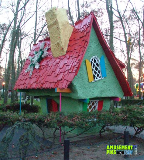 bytes crooked houses storybook land christmas 2005