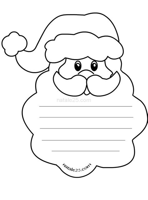 lettere a babbo natale da stare lettere per babbo natale da stare e colorare 28 images