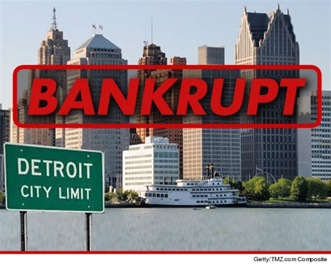 Records For Bankruptcies Detroit Is Bankrupt Louis Scatigna Author Of The Financial Physician