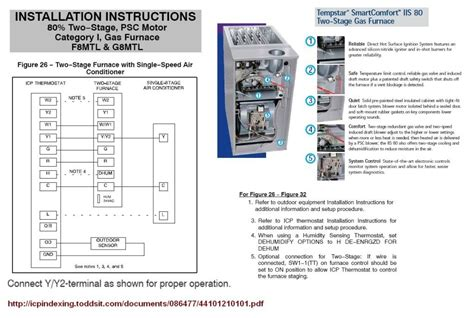 tempstar furnace wiring diagram wiring diagram and