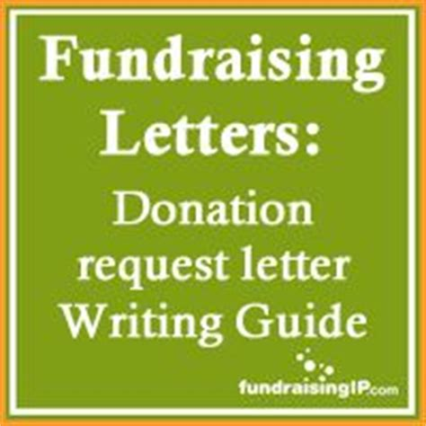 Fundraising Letter Writing Tips Donation Thank You Letter Thank You Letters To Your Donors Are The Most Important Part Of Your