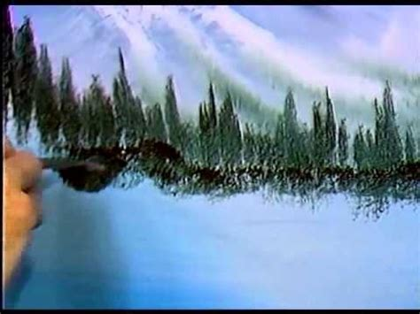 bob ross painting mountains episode bob ross episodes and waterfalls on
