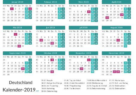 kalender  mit feiertagen ausdrucken kalender