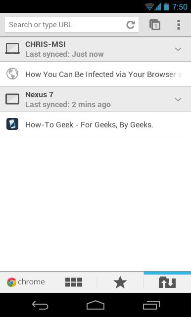 sign into chrome on android how to sync your browser data in any browser and access it anywhere