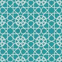 islamic pattern design vector islamic geometric pattern design vector image 1979671