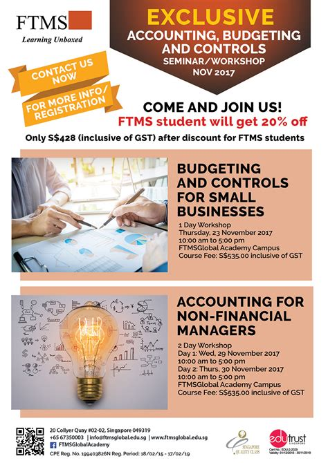 Ftms Mba Fees by News And Announcements Ftmsglobal Academy