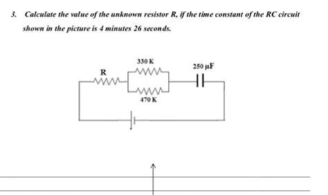 unknown resistor calculator physics archive november 13 2016 chegg