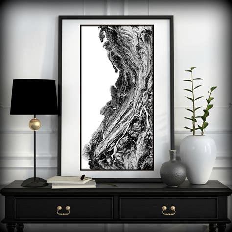 black art home decor black and white prints black and white art black and