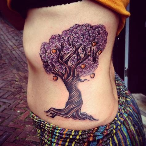 apple tree tattoo designs tree tattoos designs and meanings flowertattooideas