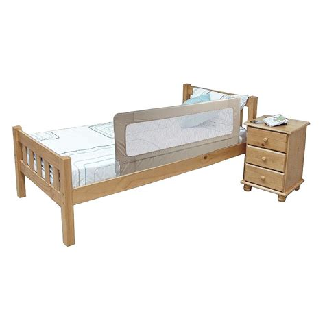 child s bed rail safetots extra tall extra wide bed rail bed guard kids