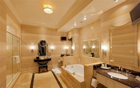 palazzo bathrooms 15 incredible hotel bathrooms you d never want to leave