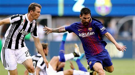 barcelona juventus international chions cup why it s too early for