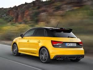 Audi S1 Yellow 232 Ve 2014 L Audi S1 Quattro Avant L Heure Plan 232 Te