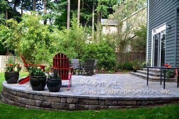 sloped backyard patio ideas pinterest the world s catalog of ideas