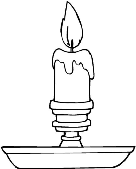 candle light in night coloring pages best place to color