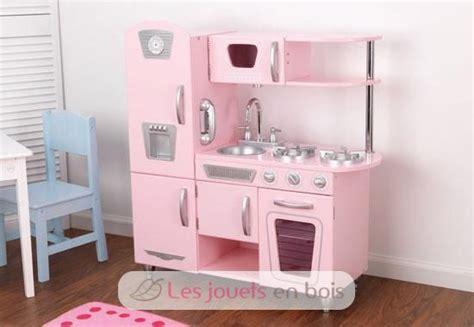 cuisine fille bois kidkraft cuisine et refrigerateur vintage en bois