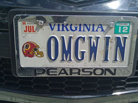 vanity plate creates big parking problems for floridian