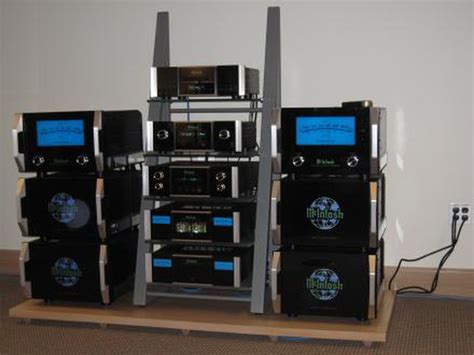 best stereo mcintosh reference system the world s best stereo page